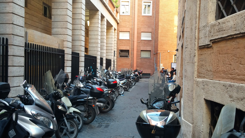 why you should ride a motorcycle in italy once in your life scooters