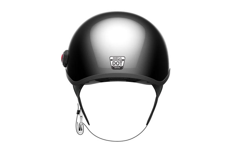 first bluetooth enabled half helmet sizes
