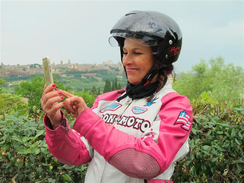 why you should ride a motorcycle in italy once in your life woman rider