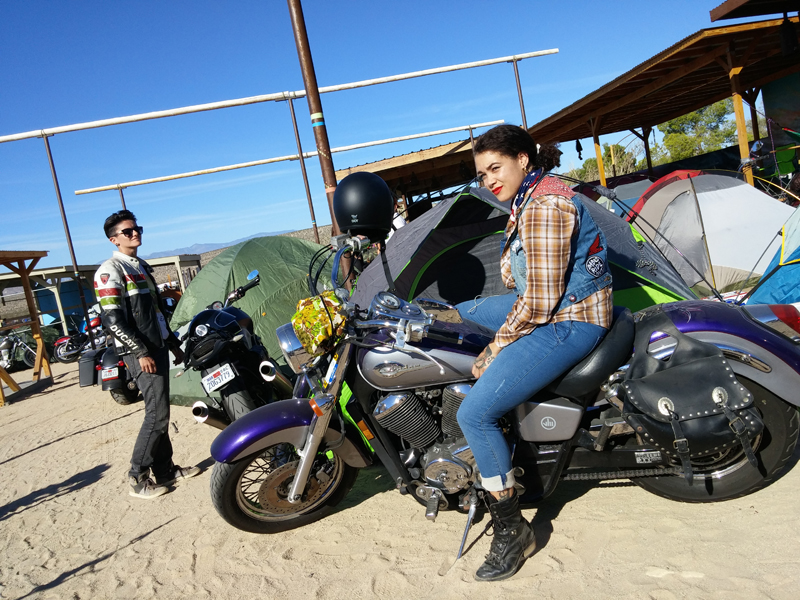 babes ride out all women motorcycling event makes history woman rider