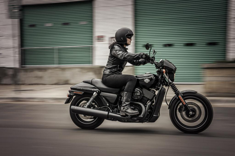 first motorcycle street 750