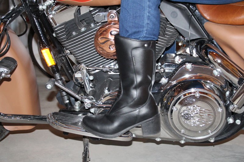 review tcx ladies classic boot leather