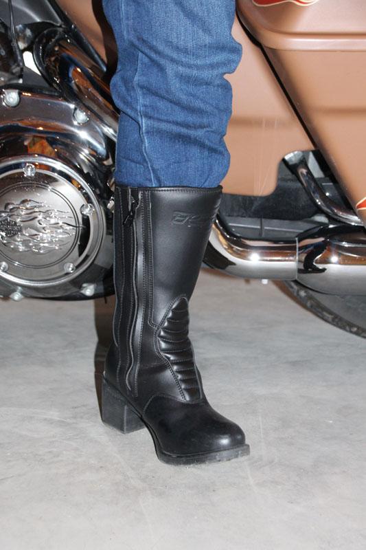 review tcx ladies classic boot zipper