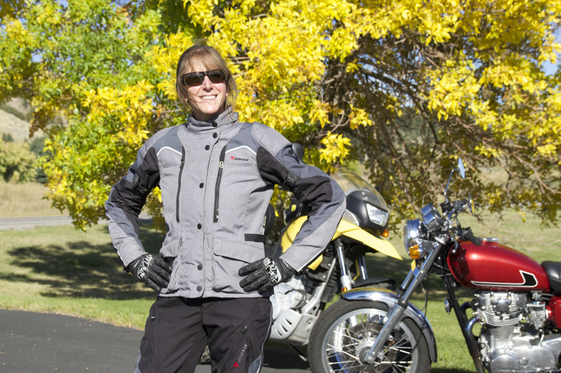 review dainese d-dry tempest jacket and pants armor