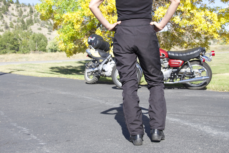 review dainese d-dry tempest jacket and pants zipper attachment