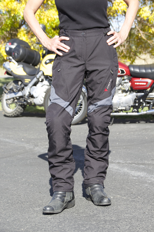 review dainese d-dry tempest jacket and pants waterproof