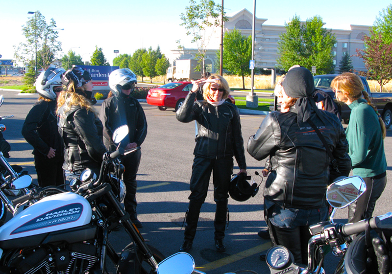 5 things you need to know about international female ride day group