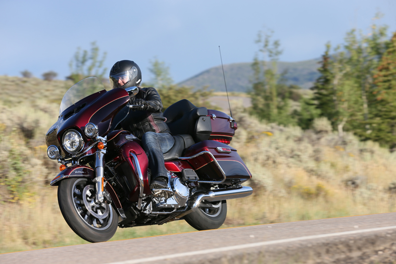 top 5 touring motorcycles women are riding now electra glide ultra classic