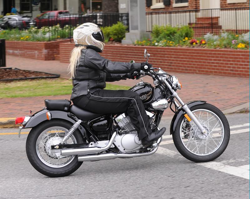 riding mentor v star 250