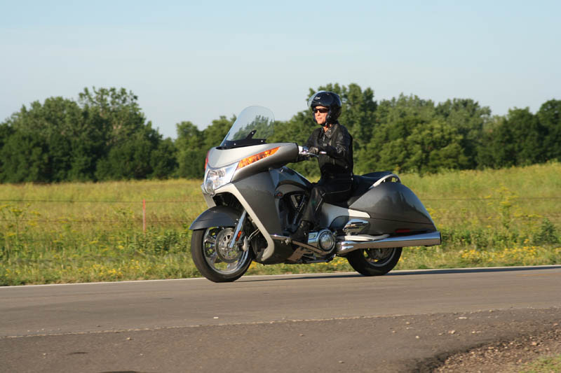 motorcycling and menopause victory vision street