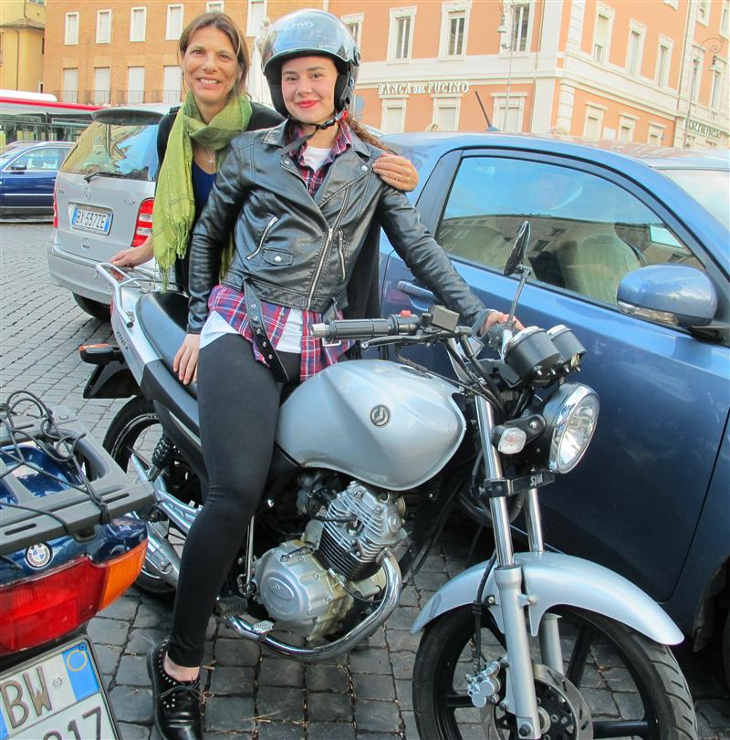 why you should ride a motorcycle in italy once in your life rider