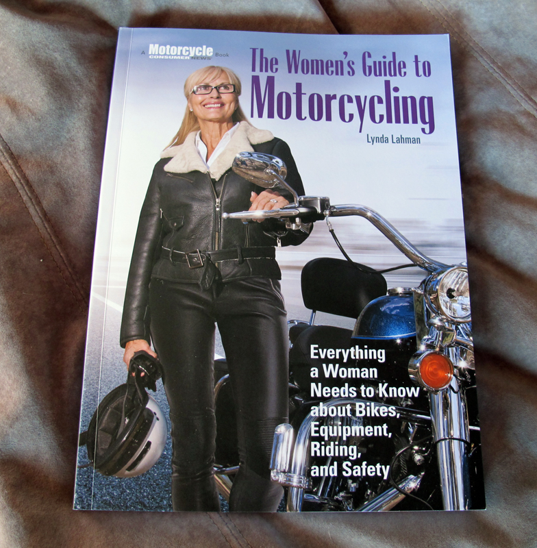 book review womens guide to motorcycling cover