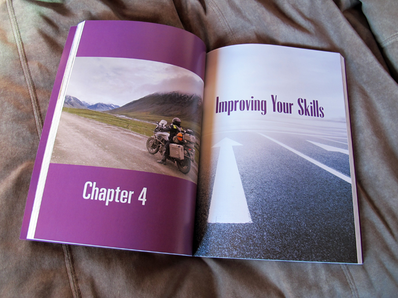 book review womens guide to motorcycling chapters