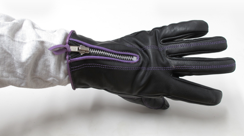 review comfortable functional inexpensive womens motorcycle gloves gauntlet