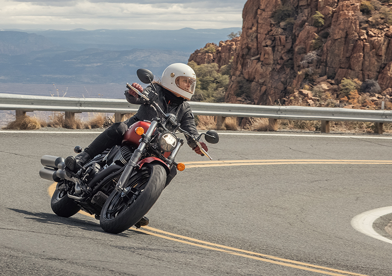 new motorcycle review 2022 indian motorcycle chief kirsten midura red