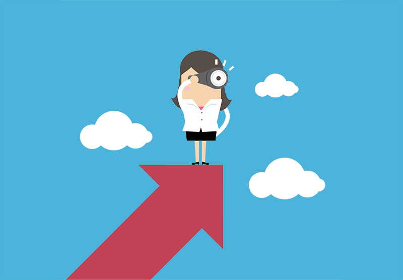 Reach for the stars when searching for your dream job