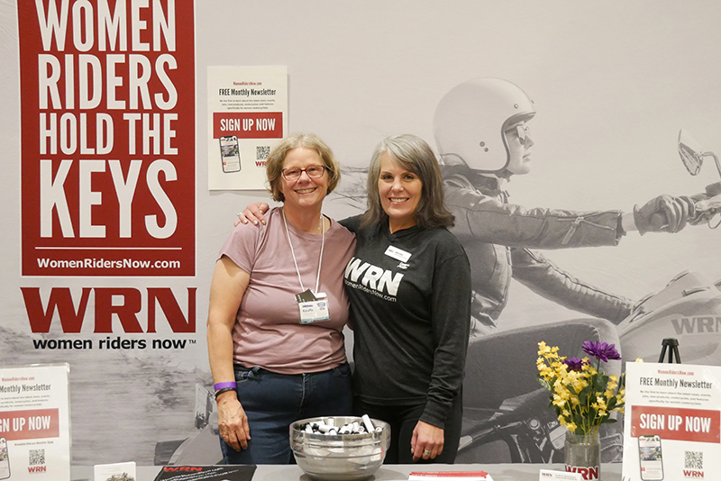 Shelly, a retired nurse from Oregon completed the Suffragist ride from Portland to Arlington and then rode solo back home. Here I am greeting her at our display at the Conference headquarters, the Marriott Crystal Gateway in Arlington, Virginia.