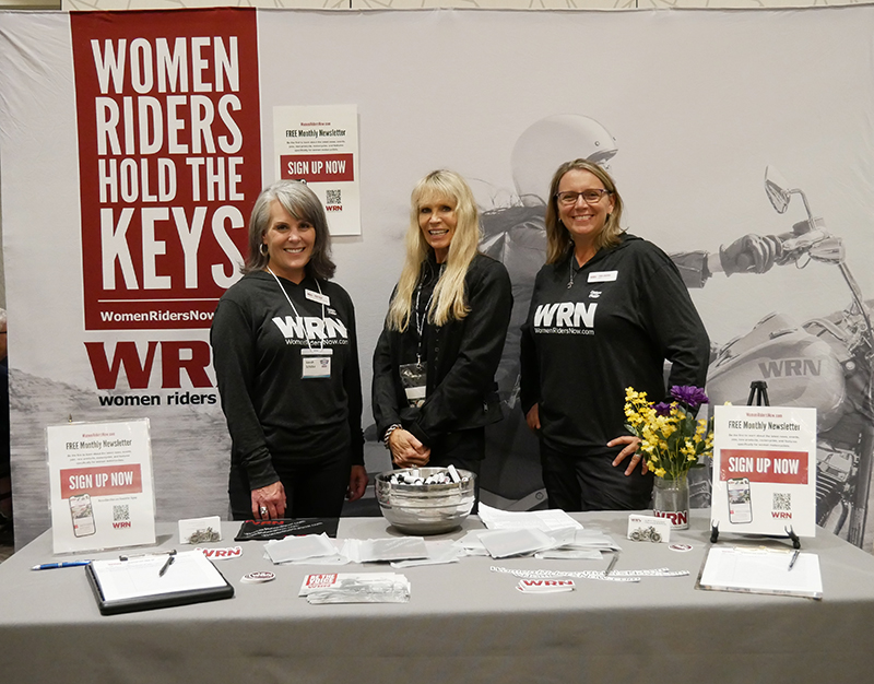 Karen Davidson, Sarah Schilke, Tricia Szulewski